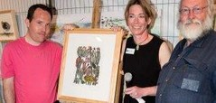 Canterbury Oast Trust Art Exhibition raises over £4,000