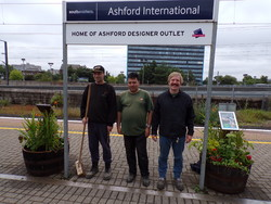Plants & Produce brings a little bit of the countryside to Ashford Station