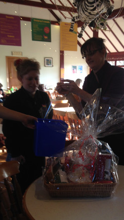 Our Christmas Hamper Winner is Announced!