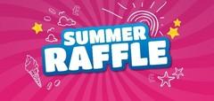 COT Summer Raffle Winners!